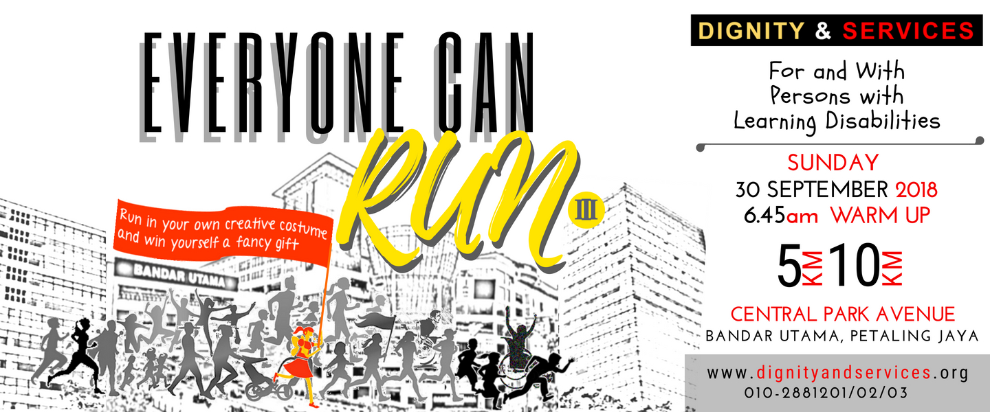 Flyer   everyone can run 2018 sep30 landscape
