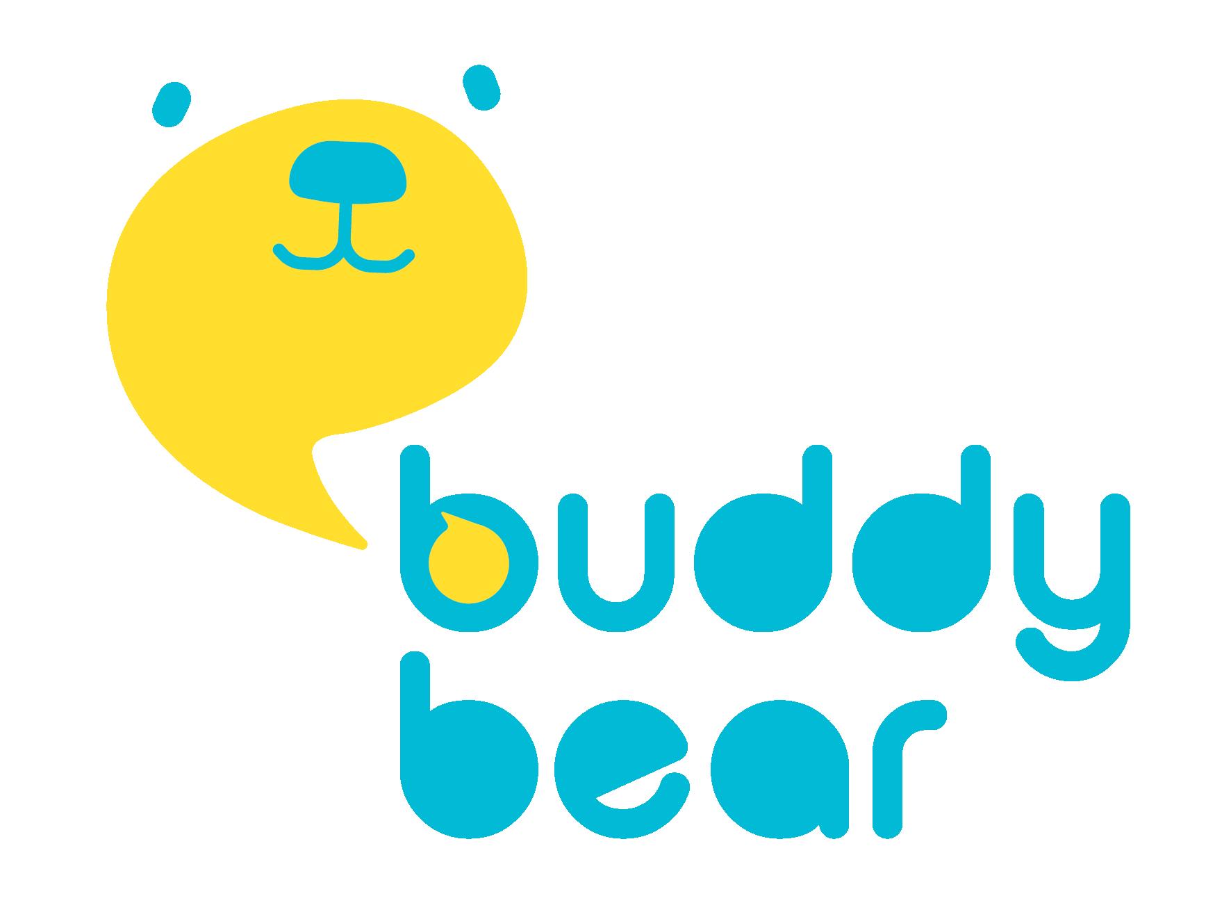 Buddy bear logo 01