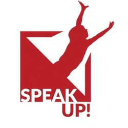 List logo speak up logo  1