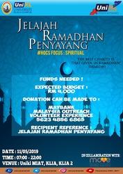 List logo jelajah ramadhan donation drive