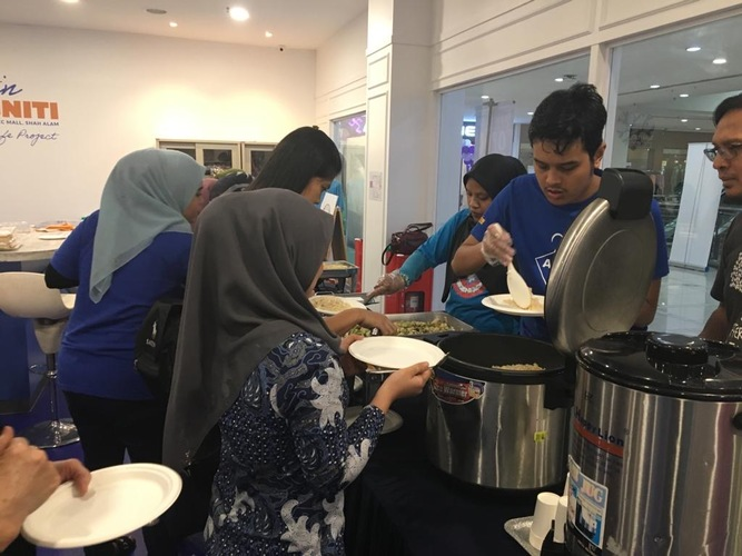 Header 12. fundraising to set up centralized kitchen for autism cafe projects  2