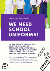 List logo school uniform