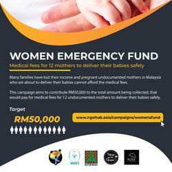 List logo women fund yck