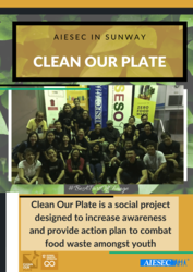 List logo clean our plate crowdfunding min