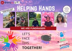 List logo helping hands