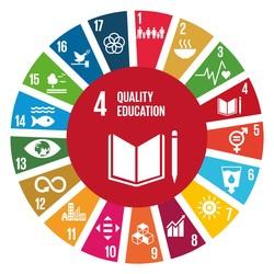 List logo logo global education meeting 2018 e flower   sdg4