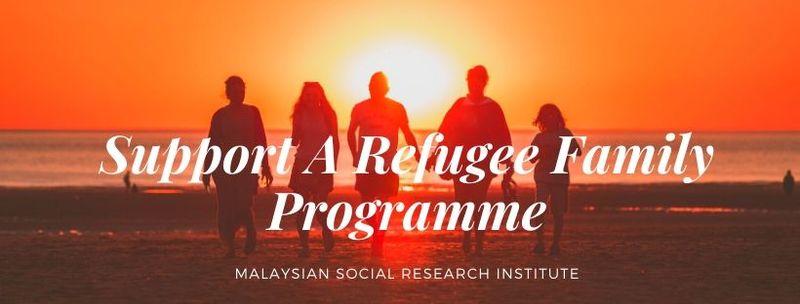 Header support a refugee family programme