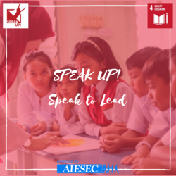 List logo aiesec in help university