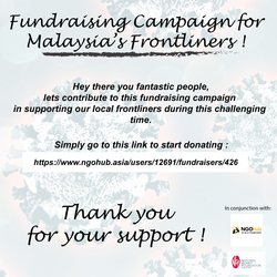 List logo nkf fundraising campaign  1