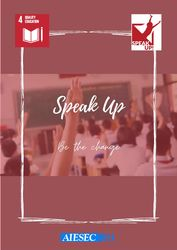 List logo speak up