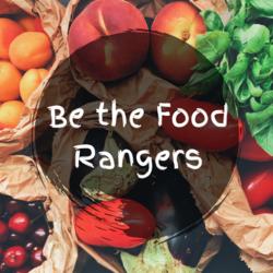 List logo be the food rangers