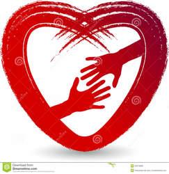 List logo love care logo illustration art isolated background 52079938