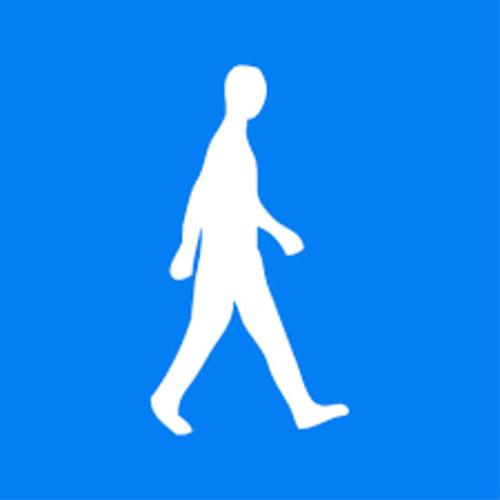 Header blueman square logo