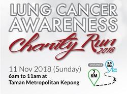List logo lungcancerawareness charityrun poster updated