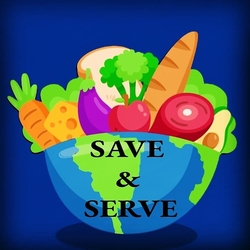 Save and serve profile picture